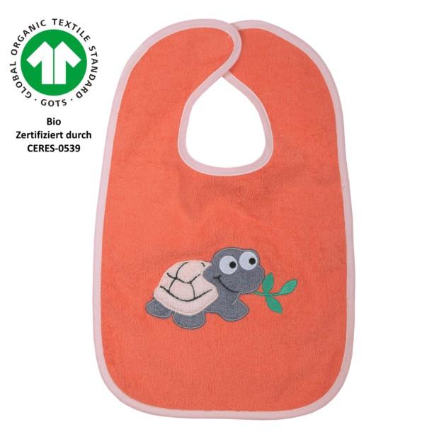 Schildkröte lachs Riesen-Klettlatz Gr 30/45