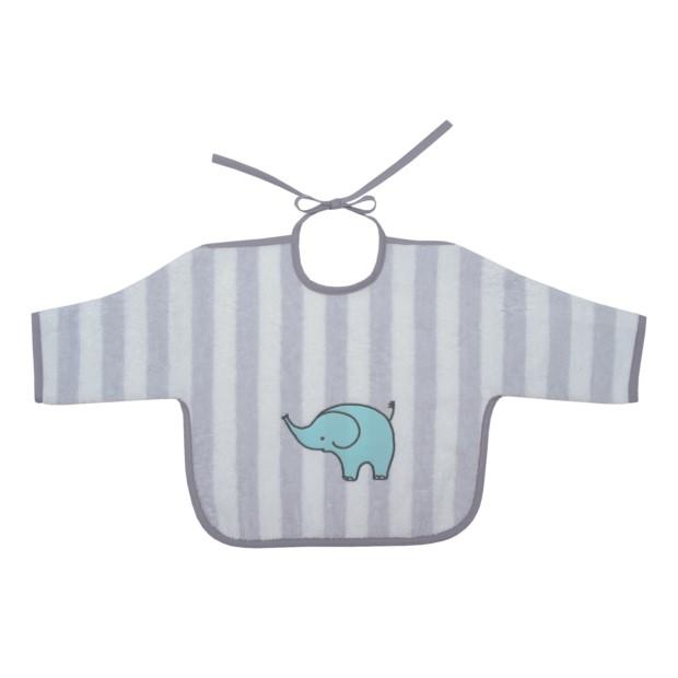 Elefant Ringel chrom Ärmellätzchen Größe 68/34