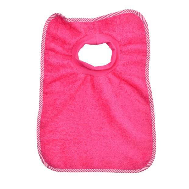 Uni pink Riesen-Schlupflatz Größe 30/45