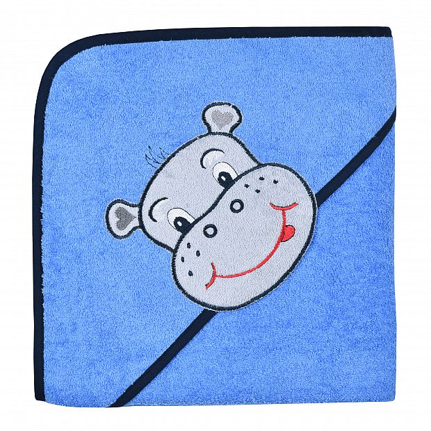 Hippo ciel Kapuzen-Bt. Größe 100/100